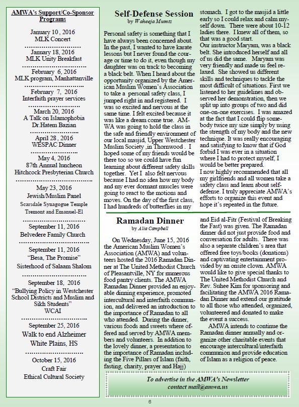AMWA Newsletter 2016-17-P6
