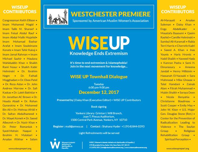 AMWA WiseUp 2017