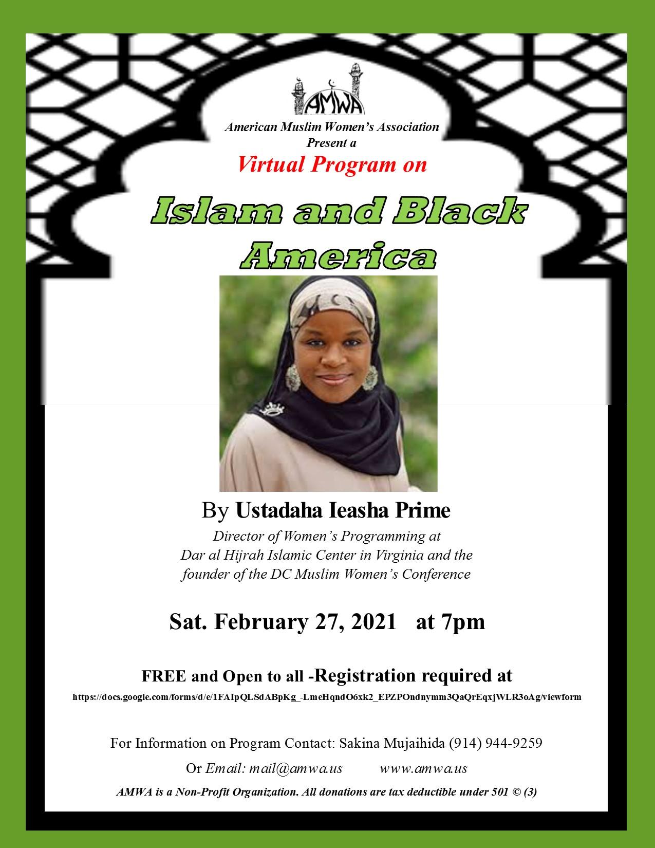 Islam and Black America